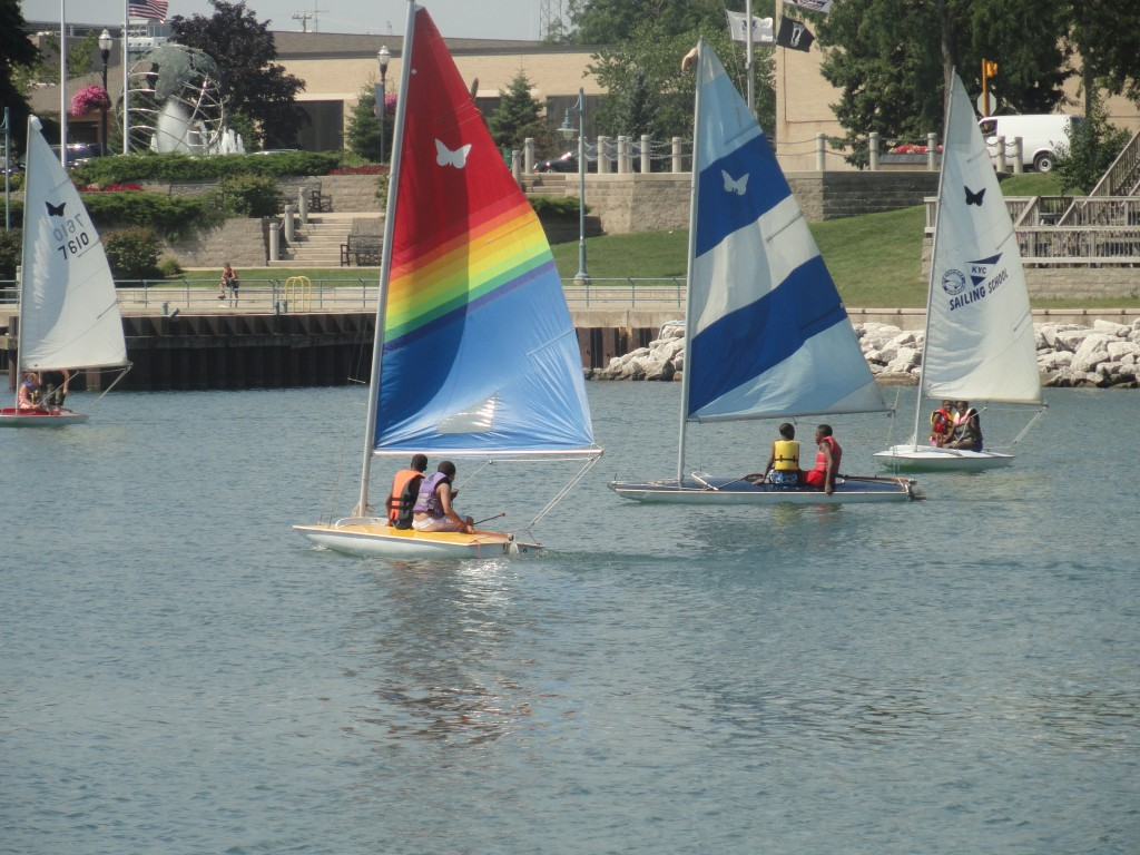 Youth Sailing Class