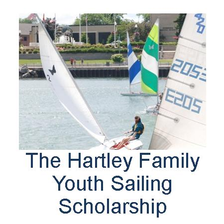 Announcing the Hartley Family Youth Sailing Scholarship